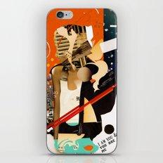 Solar love iPhone & iPod Skin