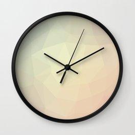 PALE Wall Clock
