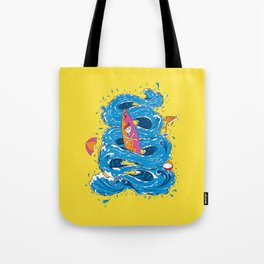 wipeout Tote Bag
