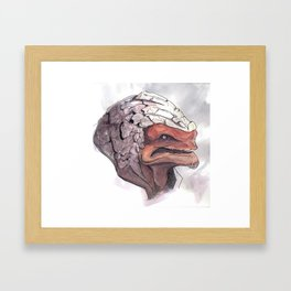 Grunt - ME2 Framed Art Print