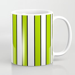 Strips 7-line,band,striped,zebra,tira,linea,rayas,rasguno,rayado. Coffee Mug