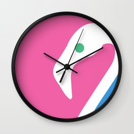 Gomingo Circle Logo Wall Clock