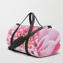 Closeup Dahlia 3 Duffle Bag