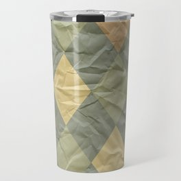 Wrinkled Harlequin Travel Mug