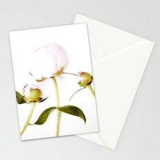 Peony Bulbs Stationery Cards