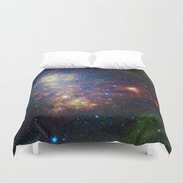 Small Magellanic Cloud Duvet Cover