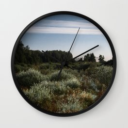 The Hound of the Baskervilles Wall Clock