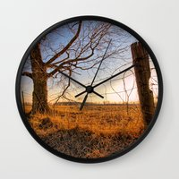 country Wall Clocks featuring Country by Scottie Williford