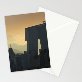 Western Sky, Beijing Stationery Cards