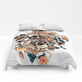 Fantasy Skull Comforters