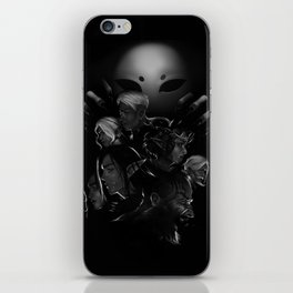 Curse of the Raven Queen iPhone Skin
