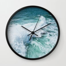 The Wave. Wall Clock