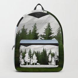 Forest Scene Backpack