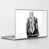 thranduil Laptop & iPad Skins featuring Thranduil by Lydia Joy Palmer