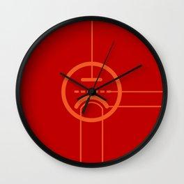 electro_001 Wall Clock