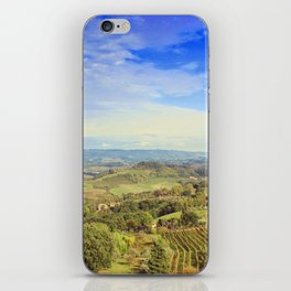 Tuscany iPhone Skin