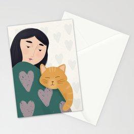 Wish I Had a Pet Stationery Cards