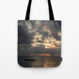 Jambiani Sunrise Tote Bag