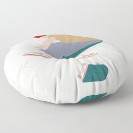 Heelflip Floor Pillow