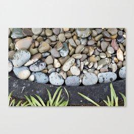 Fountain Rocks Canvas Print