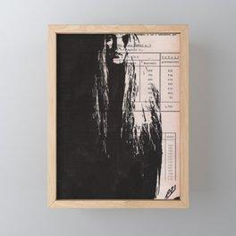 Nightmare Framed Mini Art Print