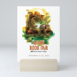 2020 MBF Poster Mini Art Print