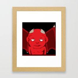 Al Demonino Framed Art Print
