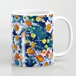 chrydsanthemum Coffee Mug