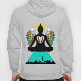 Uncage Your Heart Hoody