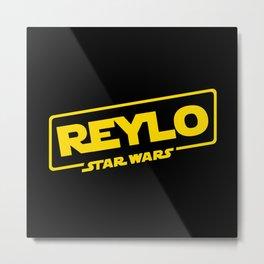 Reylo #5 Metal Print
