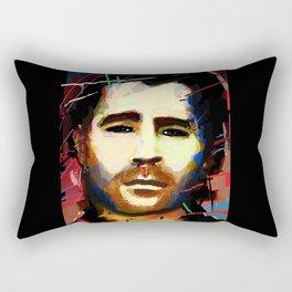 Colin Farrell Rectangular Pillow