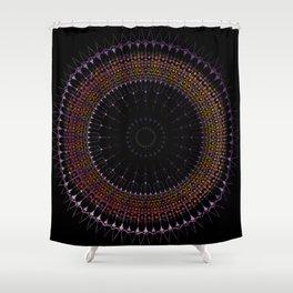 Magical Mandala Shower Curtain