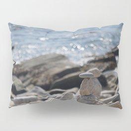 Balancing Serenity Rocks Pillow Sham