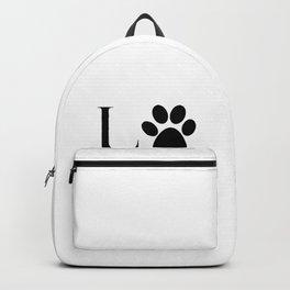 Dog Lover Backpack
