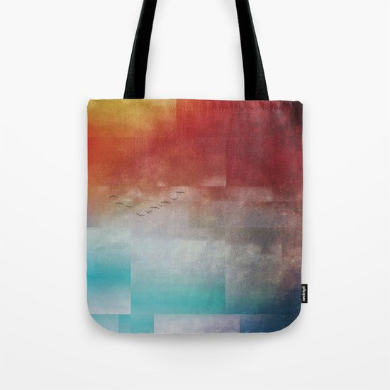 Fractions A86 Tote Bag