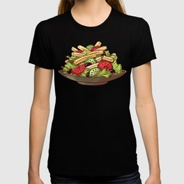 French Fry Salad T-shirt