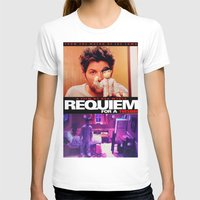 parks and rec T-shirts featuring Requiem for a Tuesdays Movie Poster (Parks and Rec) by Catofnimes