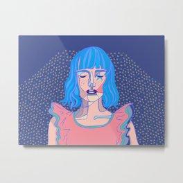 Stargirl Metal Print