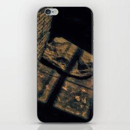 Half Light iPhone Skin