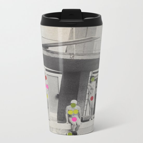 Modesty Metal Travel Mug