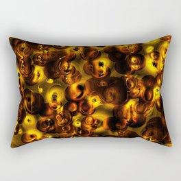 Festive Lanterns Rectangular Pillow
