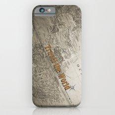 Travel the world Slim Case iPhone 6s