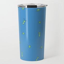Hey Arnold Remix Travel Mug