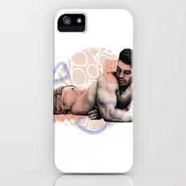 Blake - NOODDOOD Remix iPhone Case