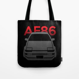 Toyota AE86 Hachi Roku Tote Bag