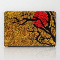 twilight iPad Cases featuring TWILIGHT by aztosaha
