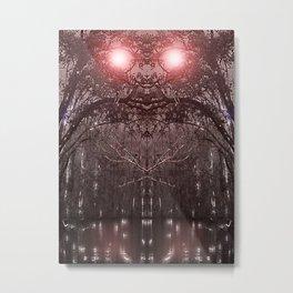 Swamp Thing V2 Metal Print