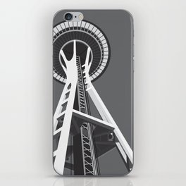 Space Needle iPhone Skin