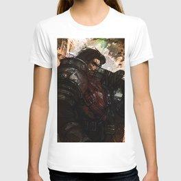 League of Legends GAREN T-shirt