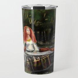 The Lady of Shalott 2017 Travel Mug